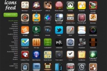 iOS App图标集|iOS免费图标下载-Iconsfeed