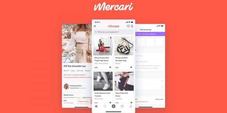 Mercari UK app改版设计的思路