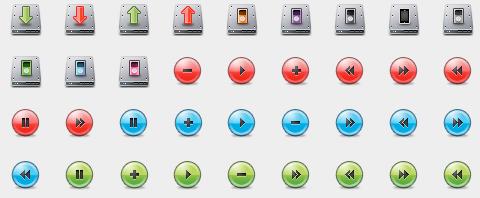 UI设计 icon