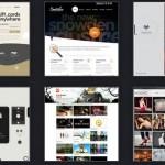 学习网页设计和酷站欣赏的精品网站Screenfluent