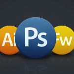 Photoshop CS6新图标PSD抢先免费下载