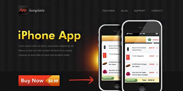 iphone-app-web-template-thumb