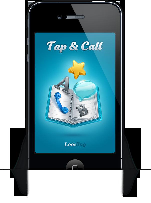 Tap-and-Call-Splash-Screen
