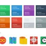 Flat UI免费的PSD、HTML用户界面工具包|扁平化设计素材