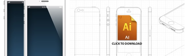 Free-iPhone-5-Mockup-AI-in-Sketch-Style-l1