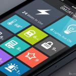 三星智能家居的iOS应用APP界面设计概念图