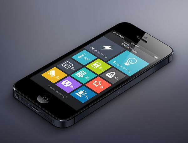 zhineng APP design1