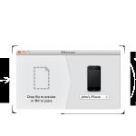 如何在iPhone和iPad的等终端预览你的设计图
