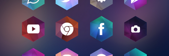 free-hexagon-icon-set-1