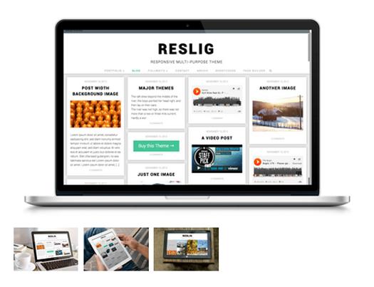Responsive-Photo-Blog-WordPress-Theme-Reslig