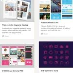 6个优秀的App界面设计PSD素材网站推荐