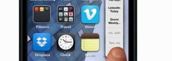 iOS 7概念设计视频