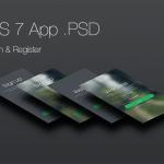 5个最佳精美的iOS7 iPhone应用的重构APP设计