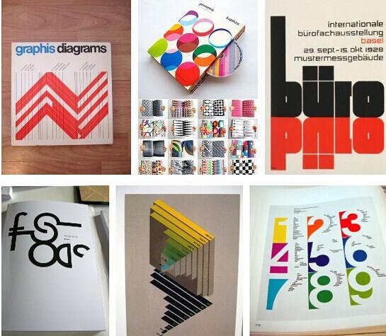 扁平化设计字体