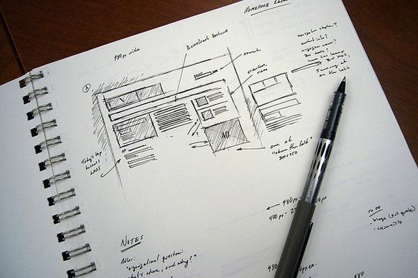 移动web设计草图