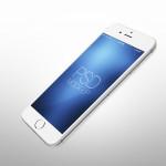 四套iPhone6手机立体透视效果图,APP精选素材推荐
