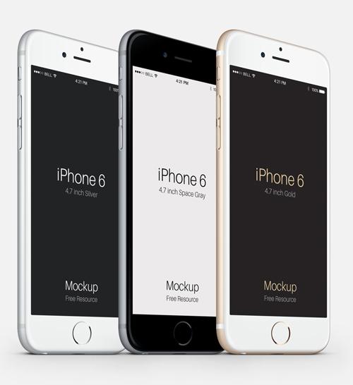 2+iPhone6+iPhone+Plus+Mockups
