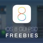 精美的iOS 8设计元素,值得APP设计师的收藏