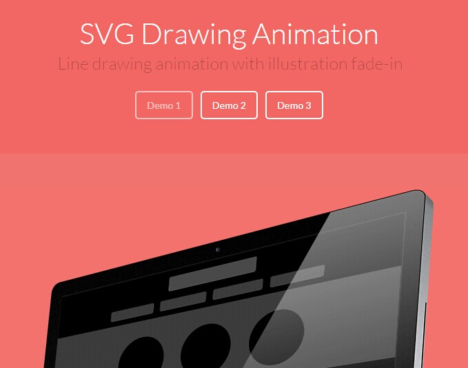 SVG Drawing Animation