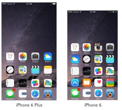 大屏手机的APP交互设计3