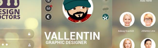 app设计模板下载