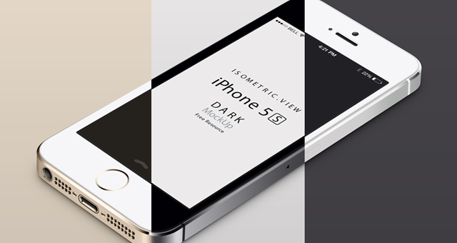 iphone-5S-mobile-celular-isometric-view-3d-mock-up-psd1