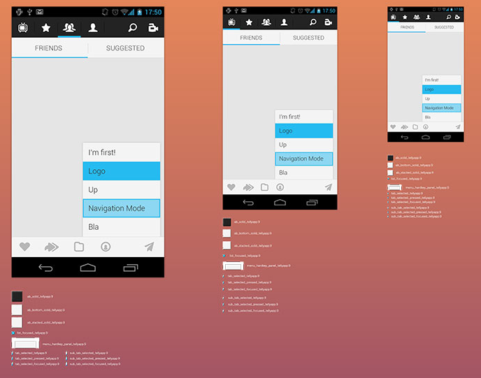 android设计规范