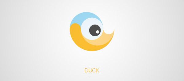 5-duck-flat-design