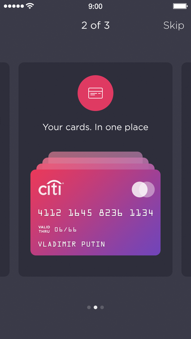 app卡券设计5