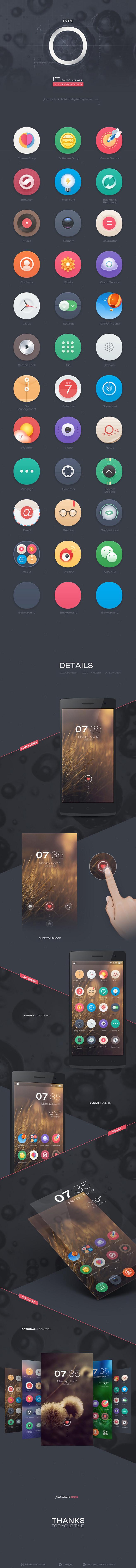 手机app主题图标设计欣赏5