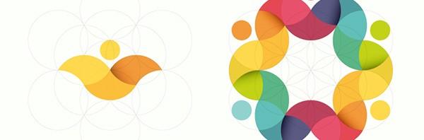 色彩logo设计灵感3