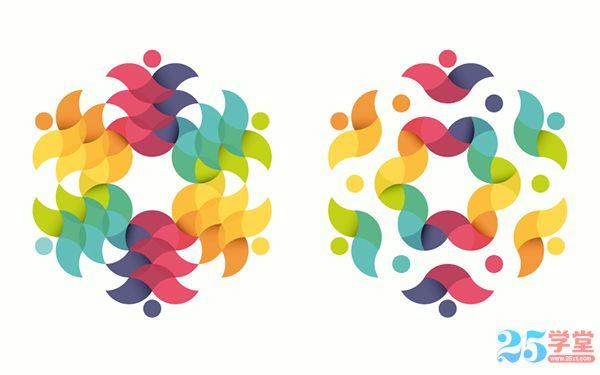色彩logo设计的魔力