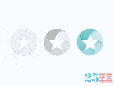 APP图标绘制技巧和学习3