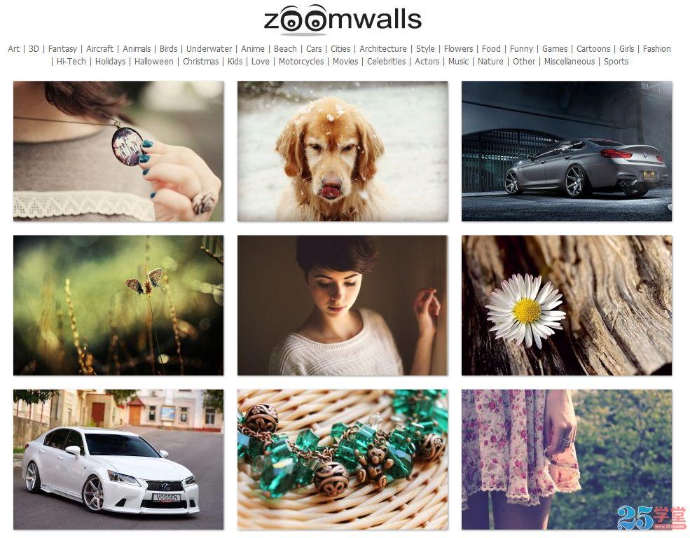 Zoomwalls