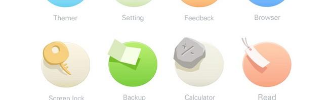 安卓手机主题界面设计欣赏2