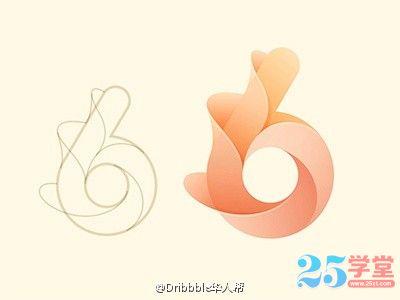 数字logo设计9