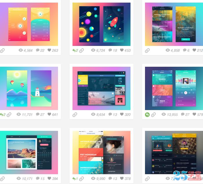 色彩搭配好的app
