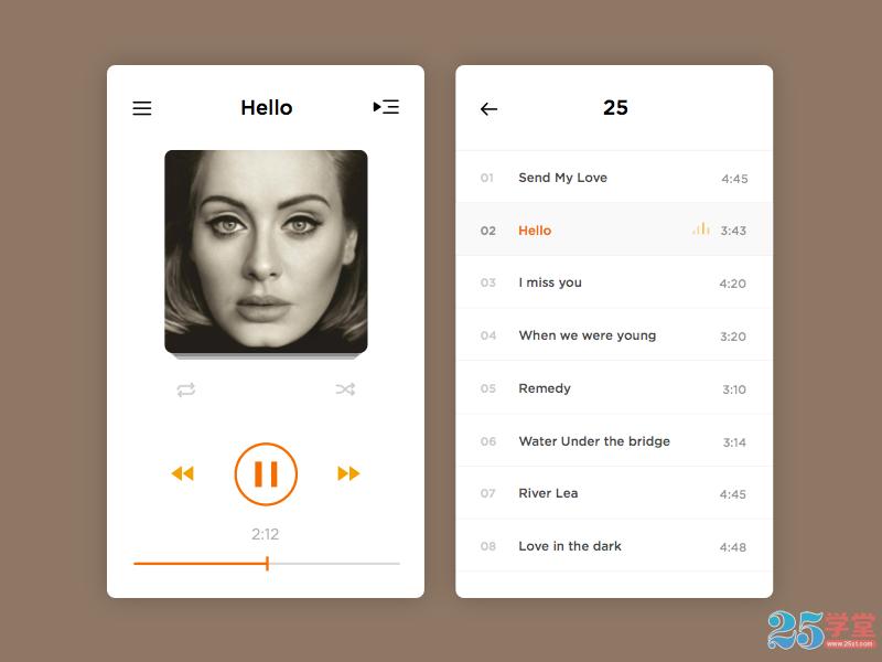 music_player_1x (1)音乐APP设计模板素材