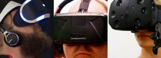 VR虚拟现实的UI设计