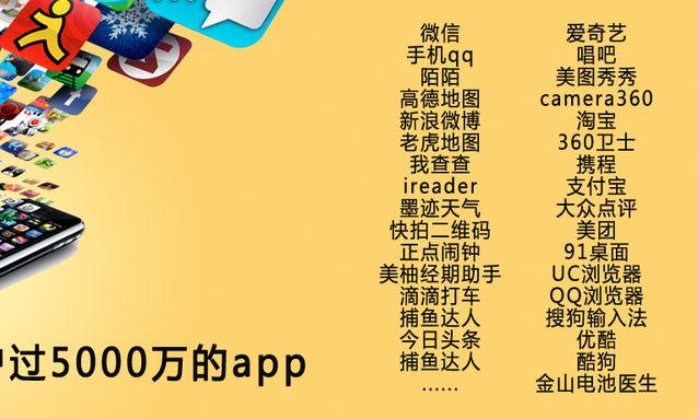 用户量大的App的三大特征
