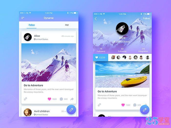 social_sharing_app