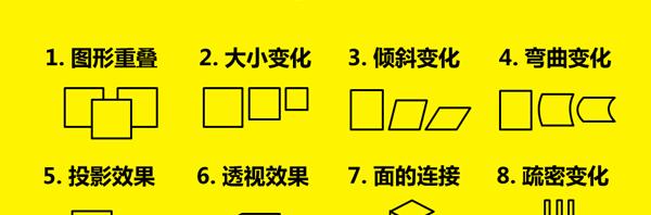 APP设计当中的空间构成表现形式