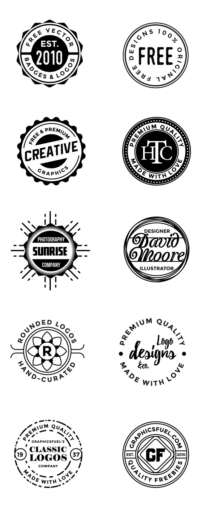 Round-Logos-Badges