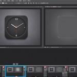 APP设计每日一课:时钟ICON快速成型精品UI课程