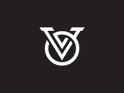 字母变形的logo设计5
