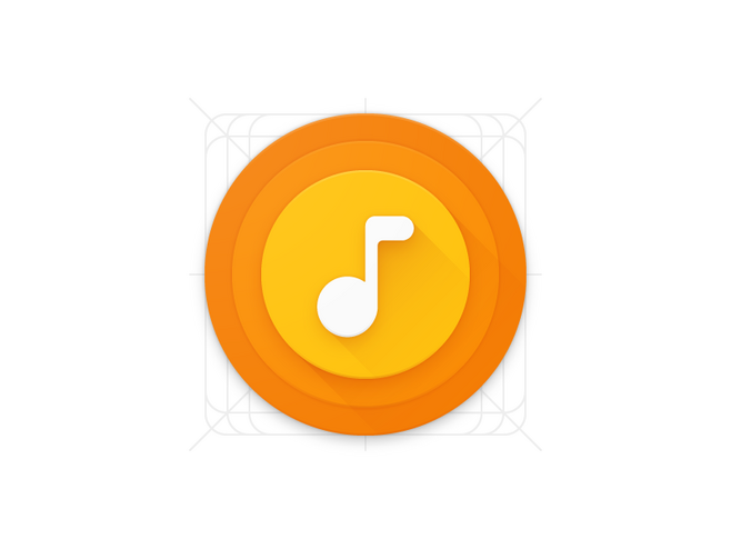 Material Design Icons图标设计