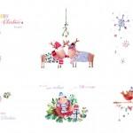 专门收集节庆日插画素材的酷站分享—felicityfrench