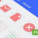 Android 图标模板与icon网格设计标准(附PSD下载)