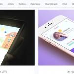 专门展示UI动效设计合集的灵感酷站:uimovement