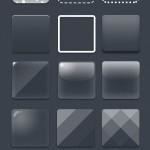 喜欢设计APP icon图标的设计福利来了—Glass App Icon